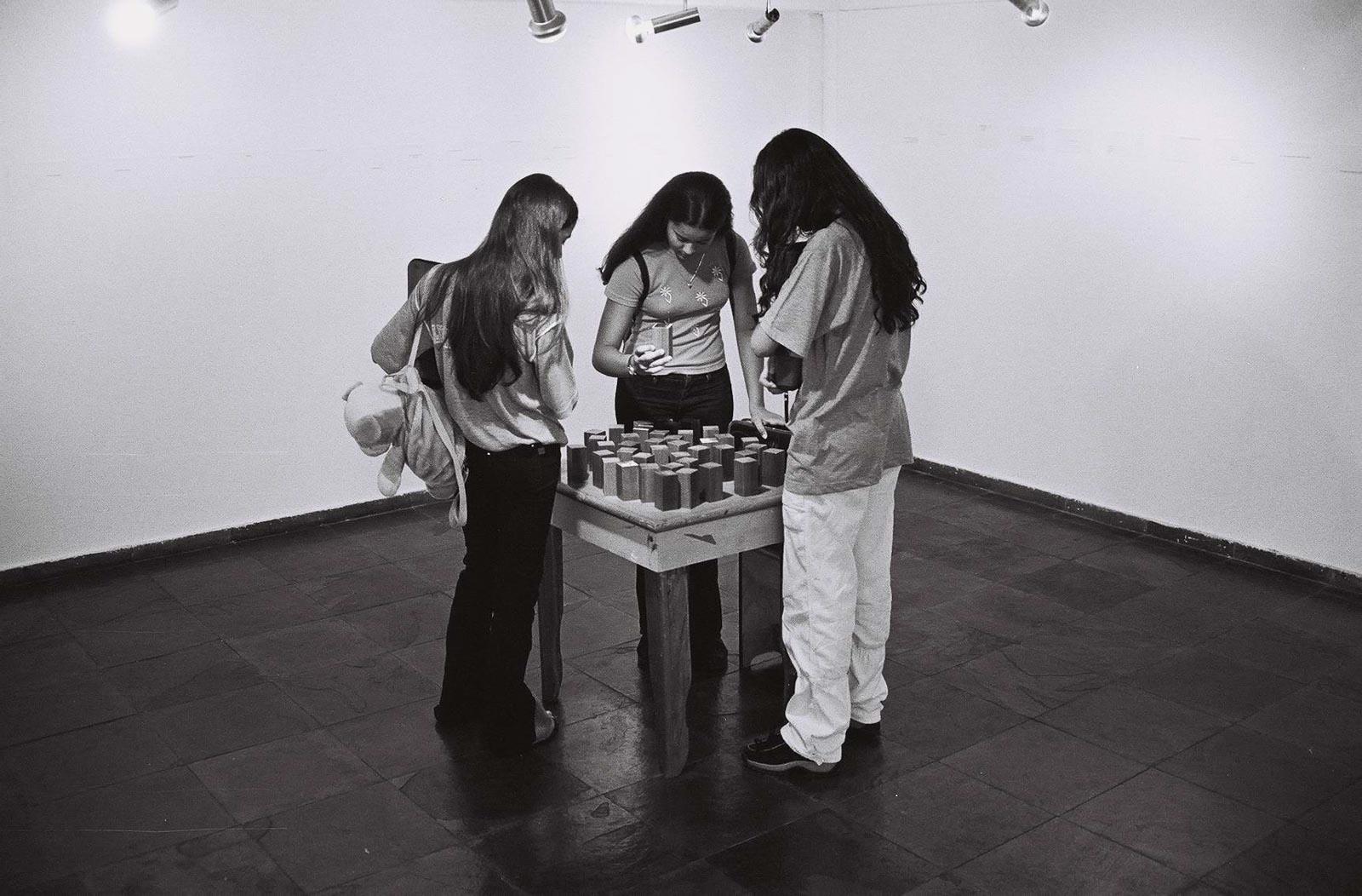 Território, 2000 - Espaço 508-Sul - Brasília