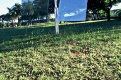 Cata-vento, 2000 - Campus da Universidade de Brasília